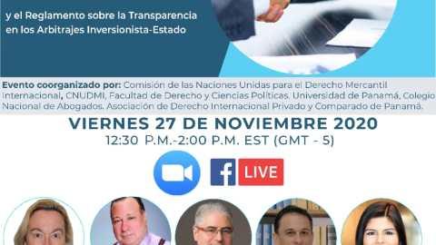 UNCITRAL-LAC DAY LA CONVENCIÓN DE MAURICIO Y EL REGLAMENTO SOBRE LA TRANSPARENCIA EN LOS ARBITRAJES INVERSIONISTA-ESTADO
