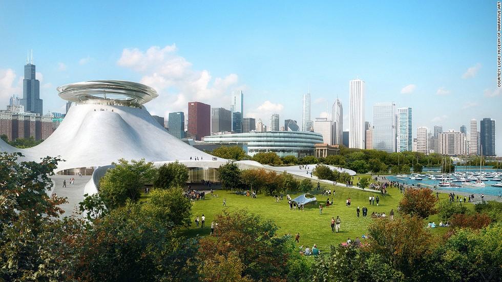 George Lucas abrira un museo en Chicago