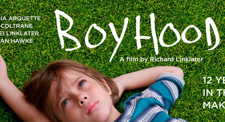 Boyhood #screenplay
