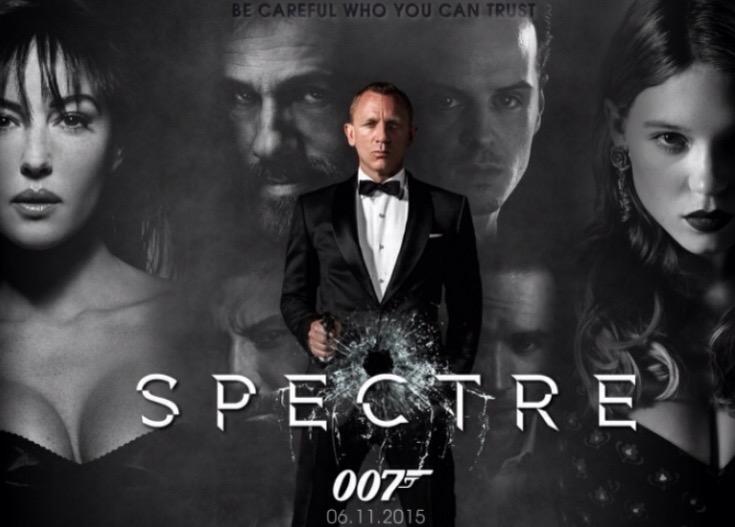Ofrecen 14 millones para modificar el guión de #Spectre la nueva película de #JamesBond