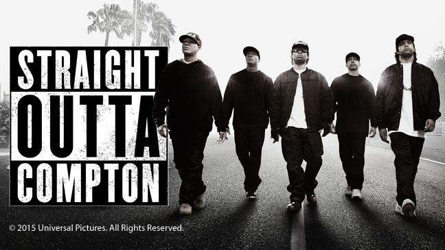 #Screenplay -Straight Outta Compton- #OscarNominee