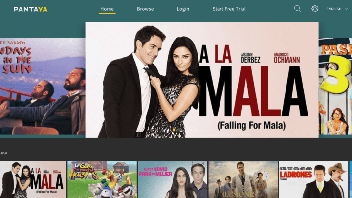 Pantaya el nuevo Netflix Latino