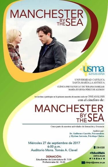 Cine análisis: Manchester By The Sea