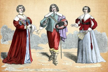 Clothes In The Golden Age Of Piracy – 17th century Caribbean Fashion