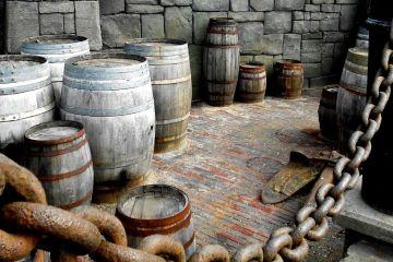 PIRATES - FAVOURITE DRINKS