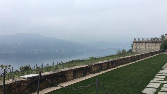 weekend al lago Maggiore Rocca Borromea