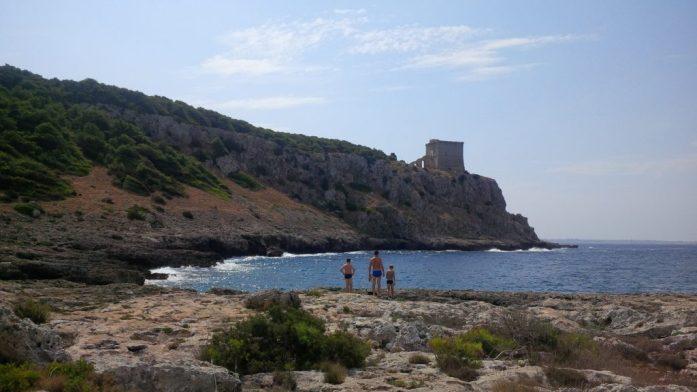 migliori spiagge del Salento - Porto Selvaggio