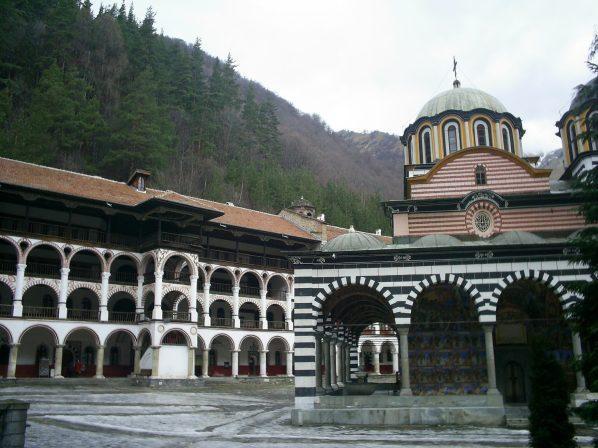 21. Monastero di Rila