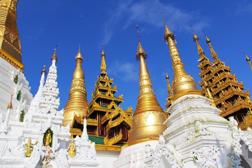 24.pagoda shwedagon myanmar
