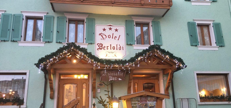 ingresso Hotel Bertoldi