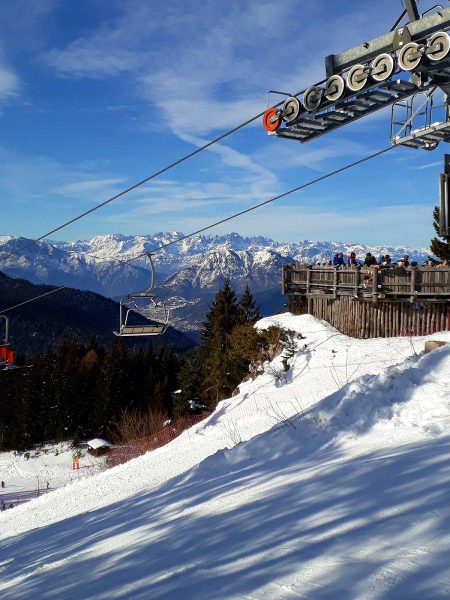 piste da sci Lavarone