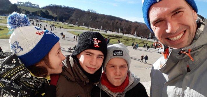 saluti da Vienna - PanAnna blog di viaggi