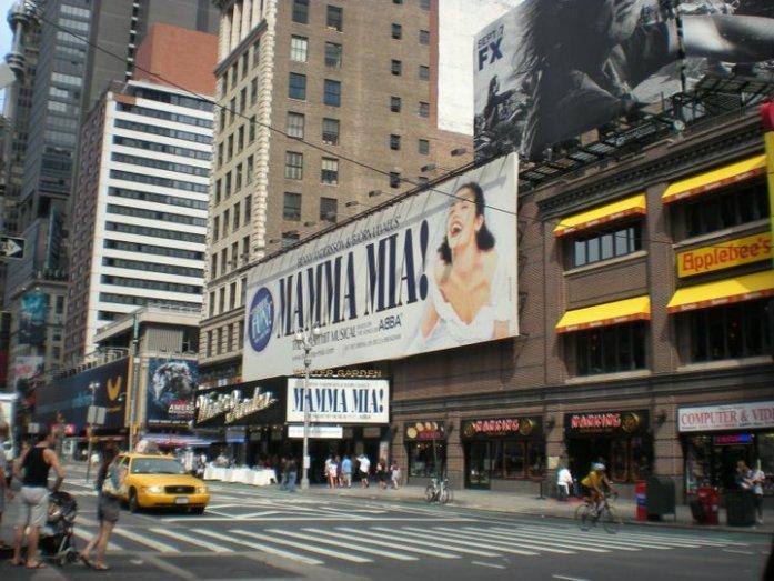 racconti di viaggio a New York