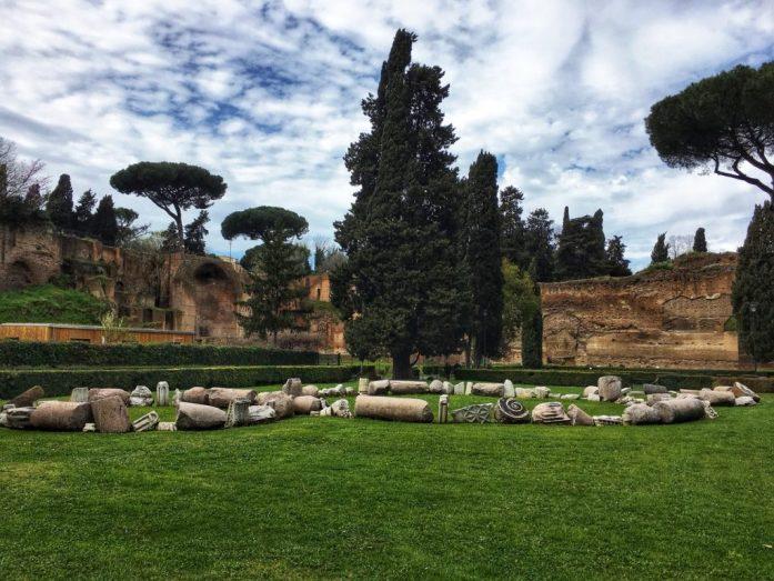 Itinerario di un giorno per visitare Roma antica a piedi
