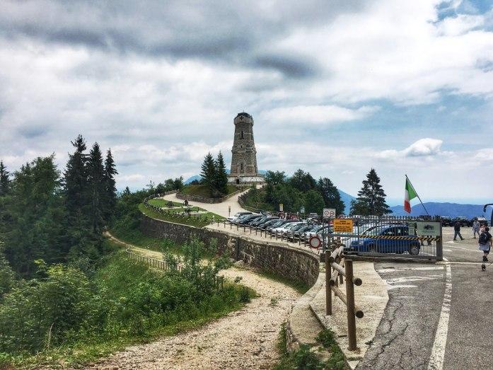 Pasubio monumento prima guerra mondiale