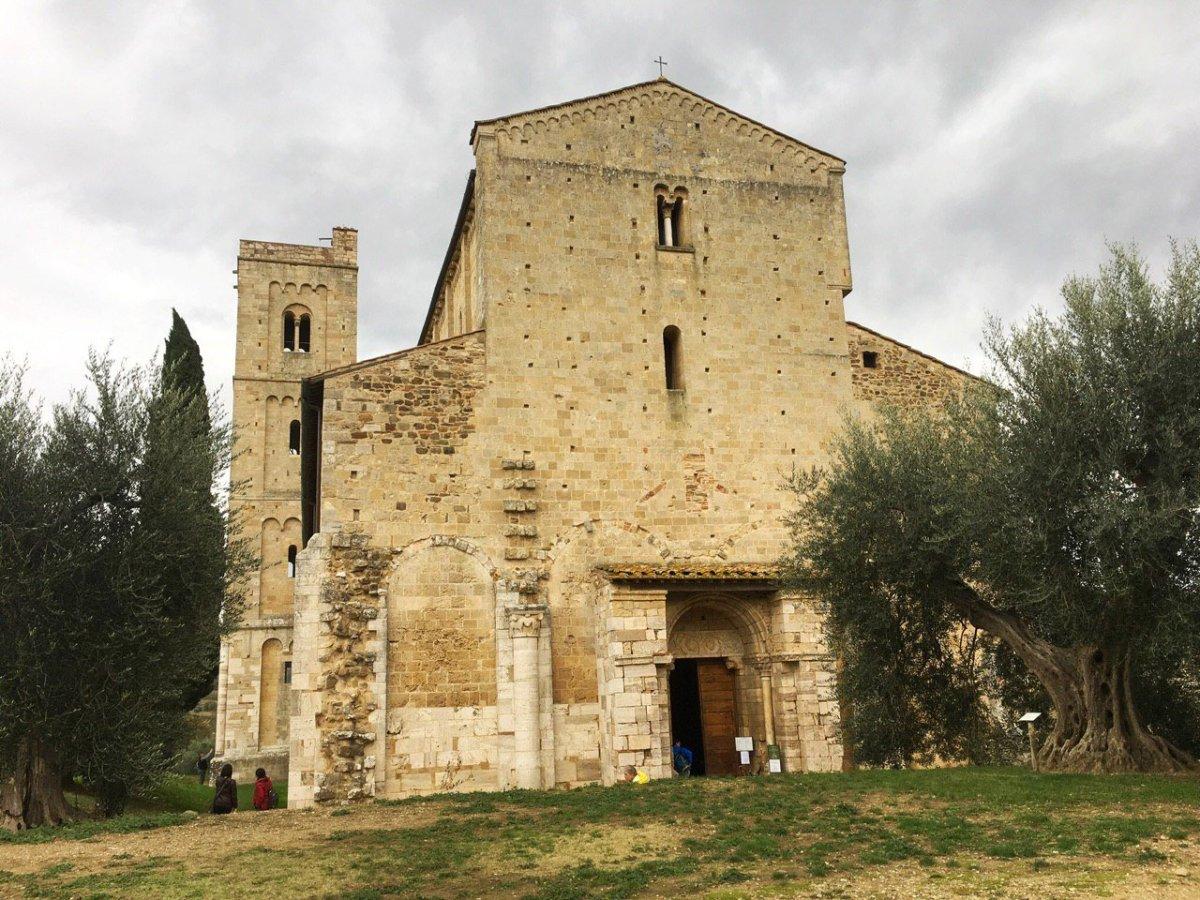 Dove mangiare vicino a Sant'Antimo