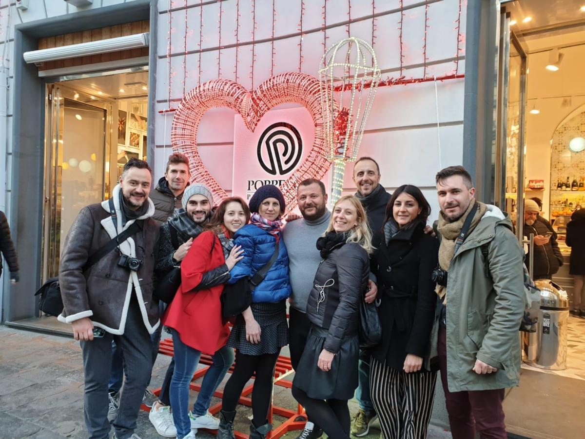 travel blogger con Ciro Poppella