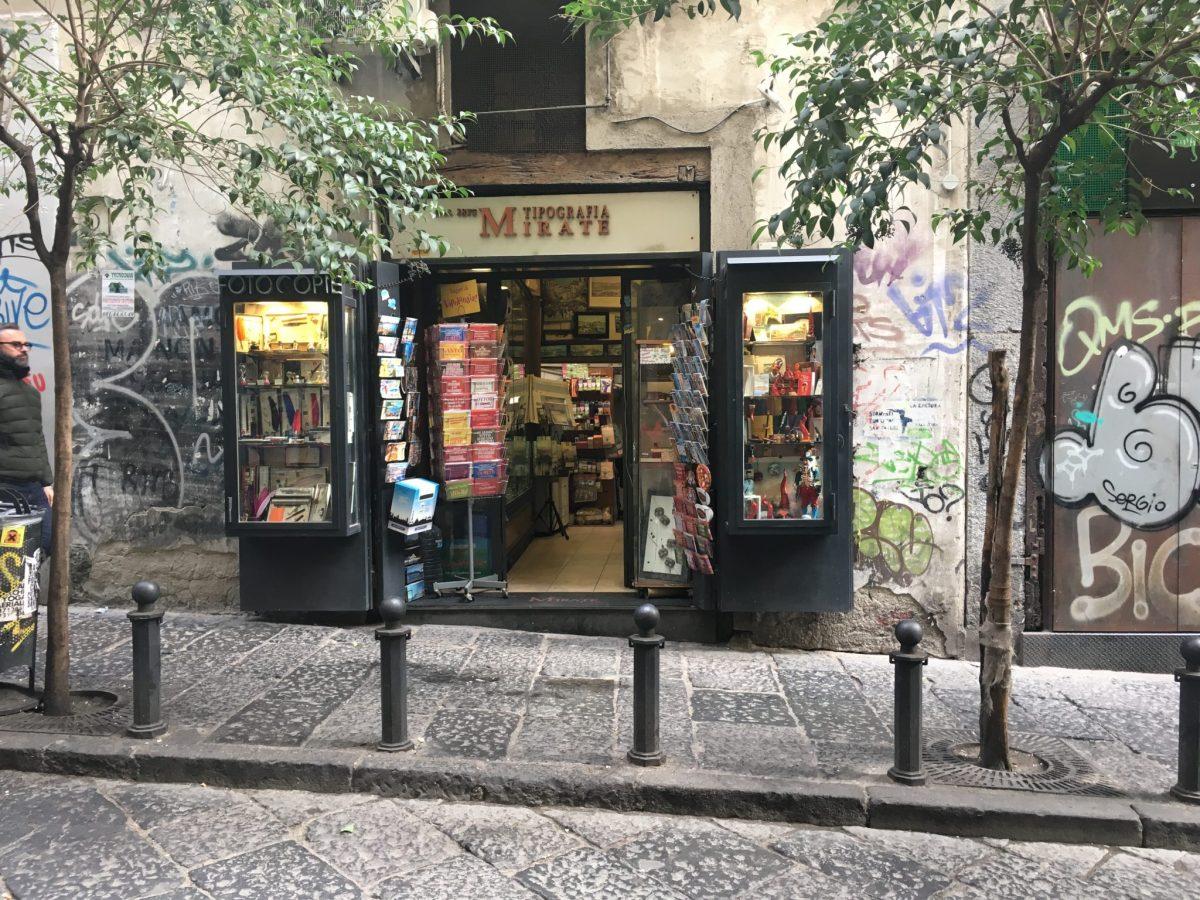 visitare il centro storico di napoli in un giorno