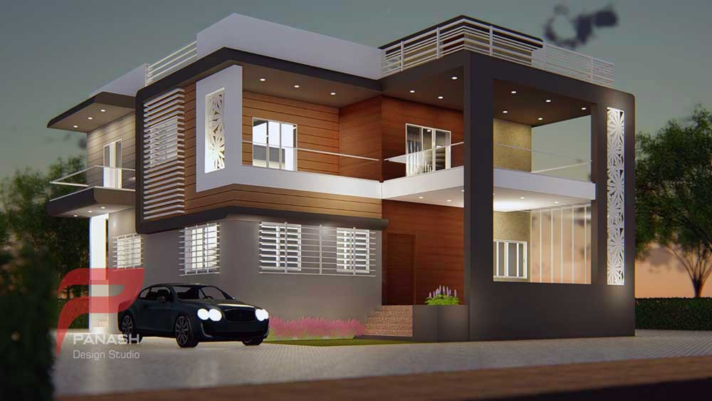 House Elevation Design 18