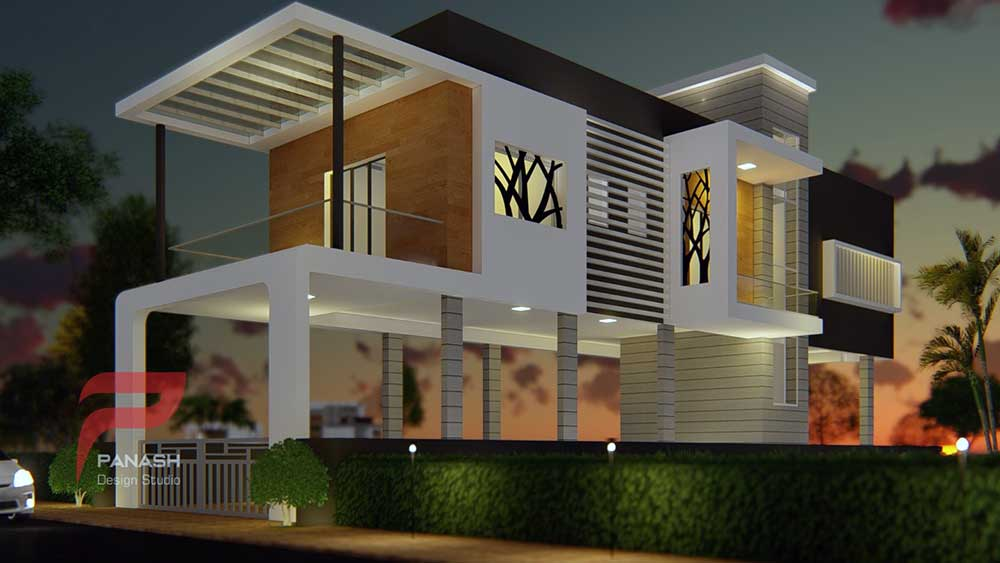 House Elevation Design 53