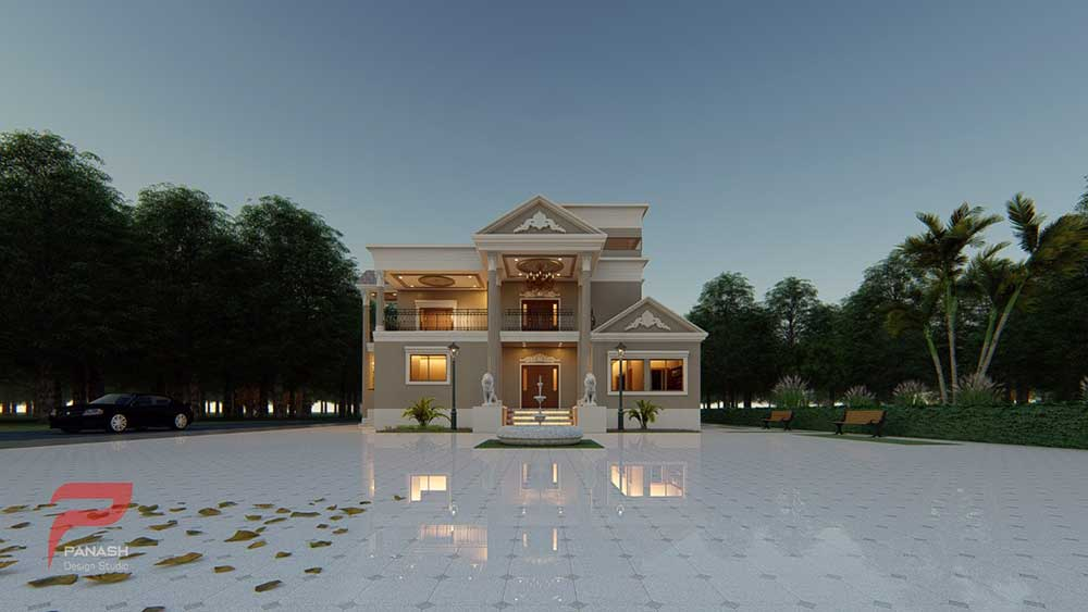House Elevation Design 55
