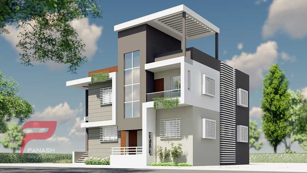 House Elevation Design 42