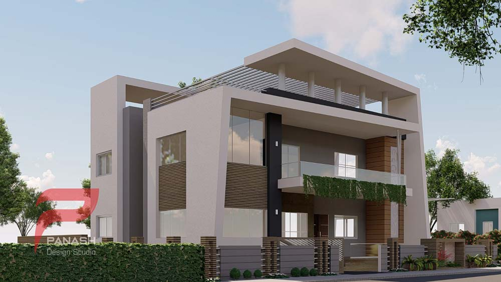 House Elevation Design 69