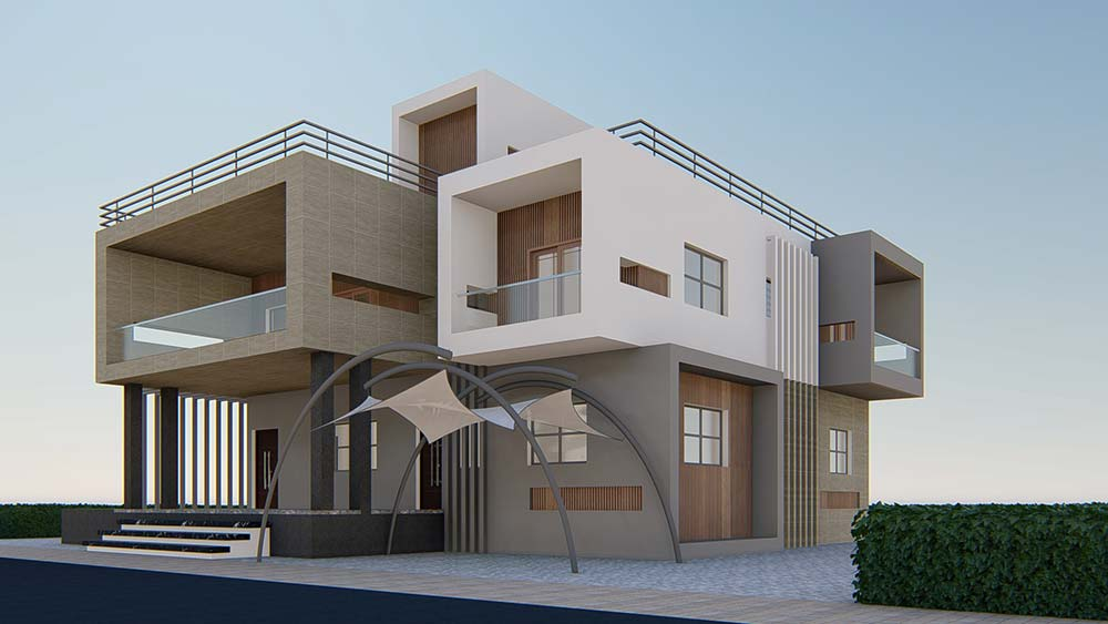 House Elevation Design 71