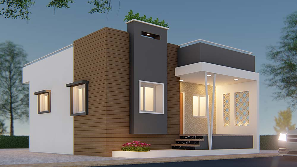 House Elevation Design 78