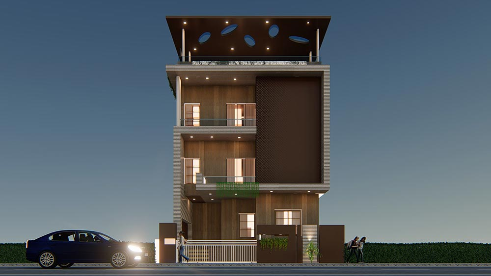 House Elevation Design 89