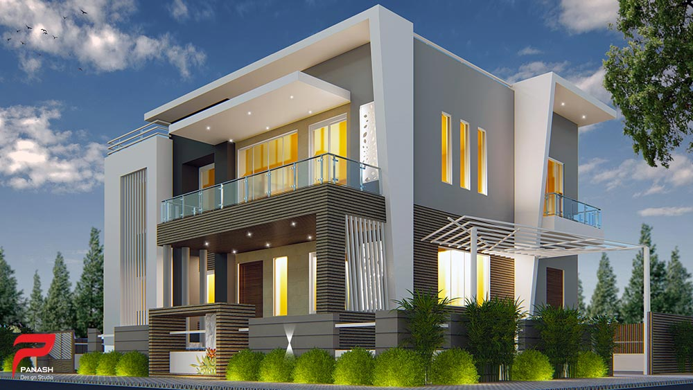 House Elevation Design 97