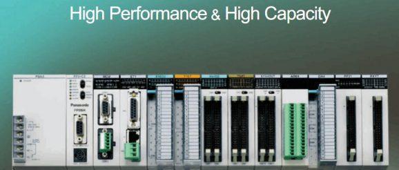 Panasonic PLC FP2SH