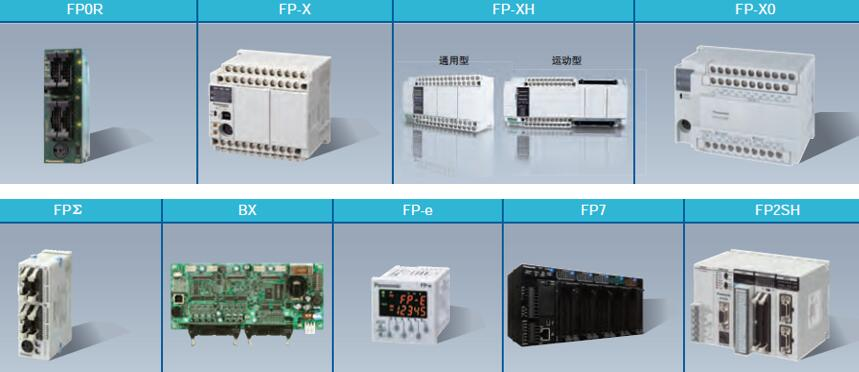 Panasonic PLC Line-up