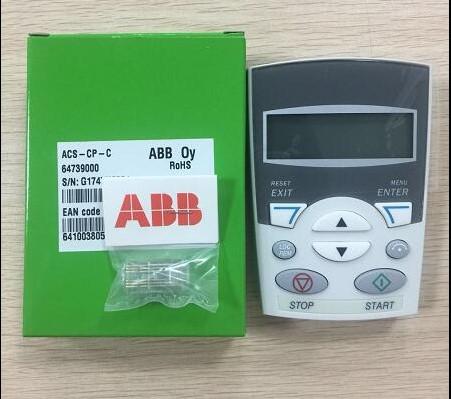 ACS350/550 ABB KEYPAD ACS CP C