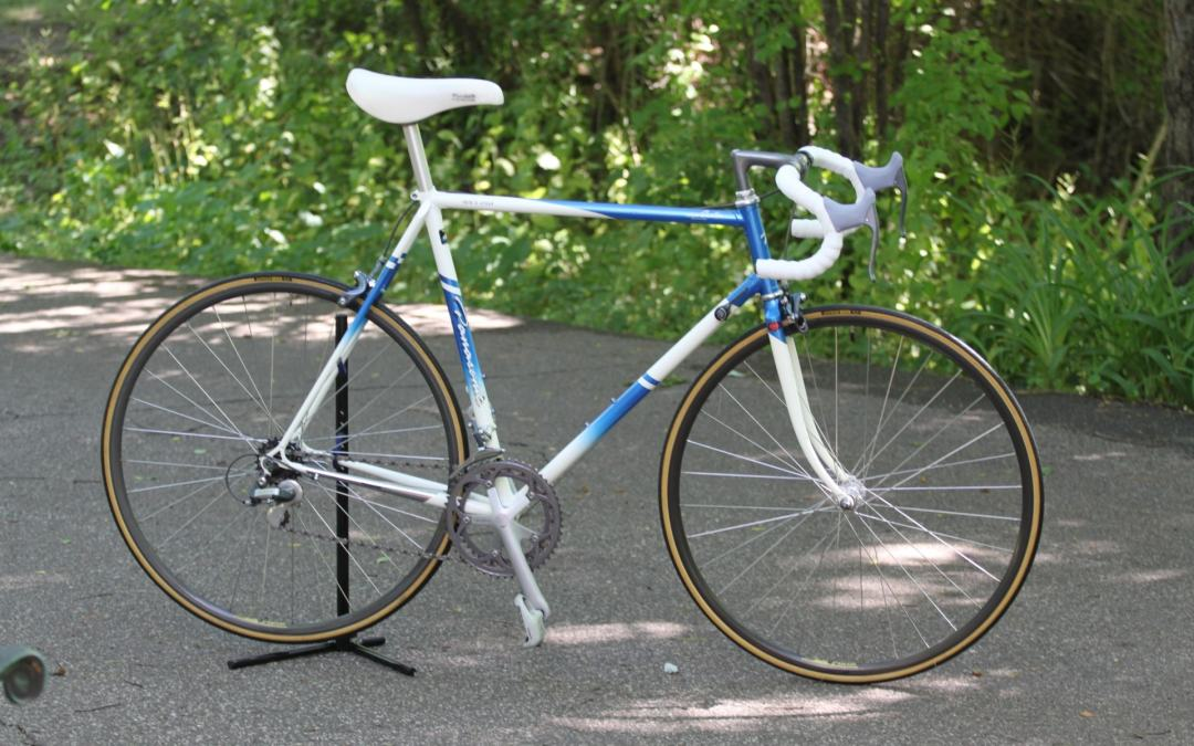 "1989 Panasonic PICS Team Custom ""Pete's Cycle"""