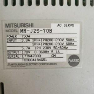 MR-J2S-70B