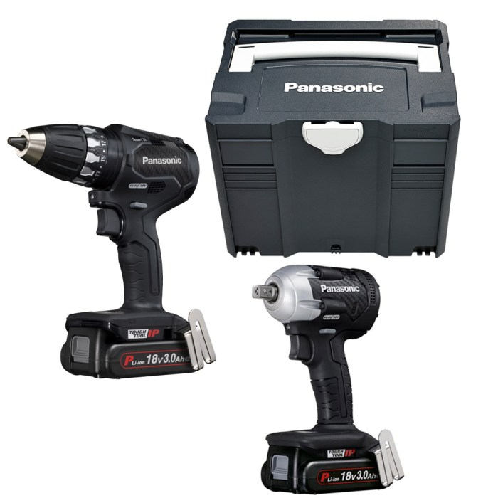 Panasonic Combokit EY74A3/EY75A8