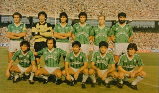 Τα «πράσινα» κάλαντα του 1986!   panathinaikos24.gr