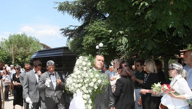 Το τελευταίο αντίο στον Κώστα Μουρούζη (Pics) | panathinaikos24.gr