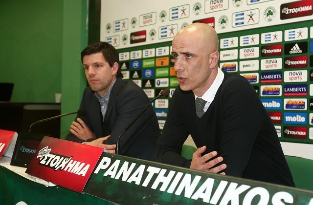 Πάει για προπονητής ο Βόκολος | panathinaikos24.gr