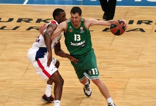 ÄÉÁÌÁÍÔÉÄÇÓ  ÐÁÍÁÈÇÍÁÉÊÏÓ - ÔÓÓÊÁ(ÅÕÑÙËÉÃÊÁ 2014-2015)  DIAMANTIDIS  PANATHINAIKOS - CSKA(EUROLEAGUE 2014-2015)
