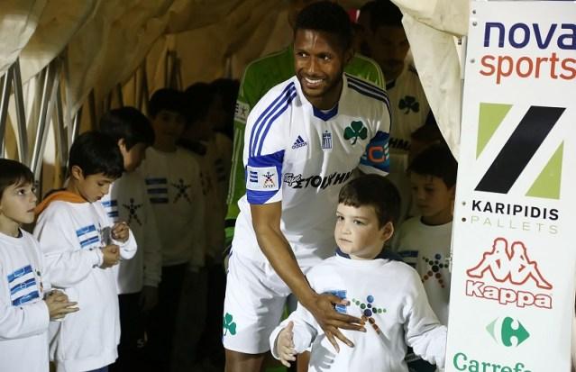 Μέντες: «Ωραίο κλαμπ για να παίζεις ποδόσφαιρο ο ΠΑΟ» | panathinaikos24.gr