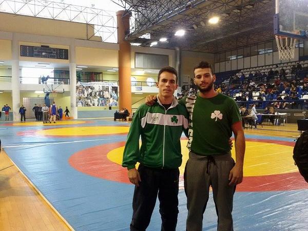 Στο αναπτυξιακό πρωτάθλημα Πάλης ο Ερασιτέχνης | panathinaikos24.gr