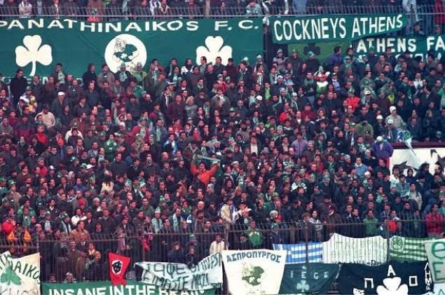 ΡΕΤΡΟ: Η Θύρα 13 στο Άμστερνταμ το 1996! (vid)   panathinaikos24.gr