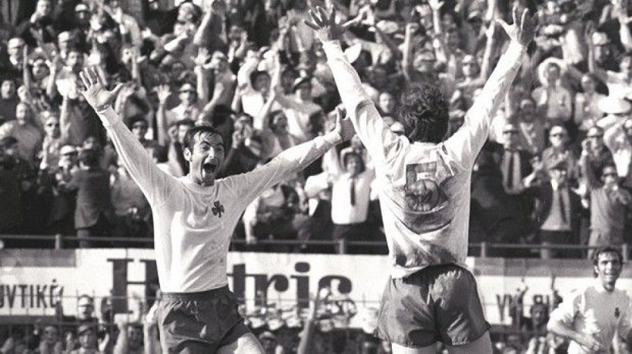 Παναθηναϊκός-Ερυθρός Αστέρας 3-0 και πρόκριση στον τελικό του Γούεμπλεϊ (Vid)   panathinaikos24.gr