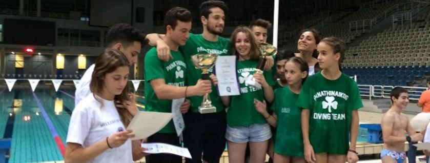Πρωταθλητής και πάλι στις καταδύσεις   panathinaikos24.gr