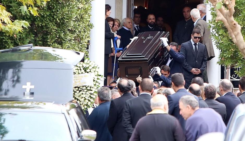 Το τελευταίο αντίο στον Ανδρέα Βγενόπουλο (Pics) | panathinaikos24.gr