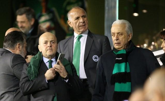Μίλησε με Αλαφούζο ο Μαυροκουκουλάκης – Διαψεύδεται η παραίτηση | panathinaikos24.gr