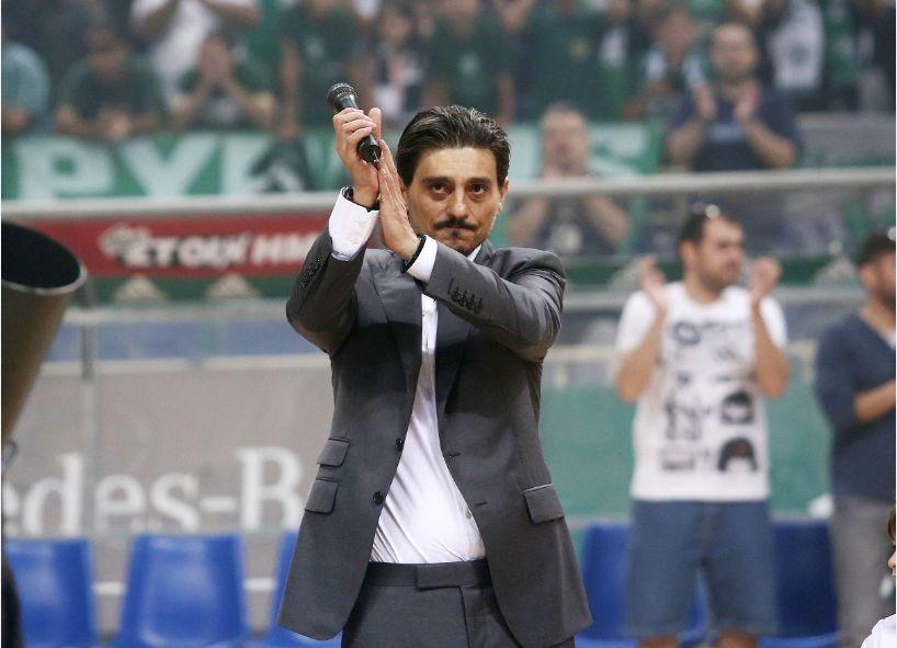 Γιαννακόπουλος: «You need balls» (pic) | panathinaikos24.gr