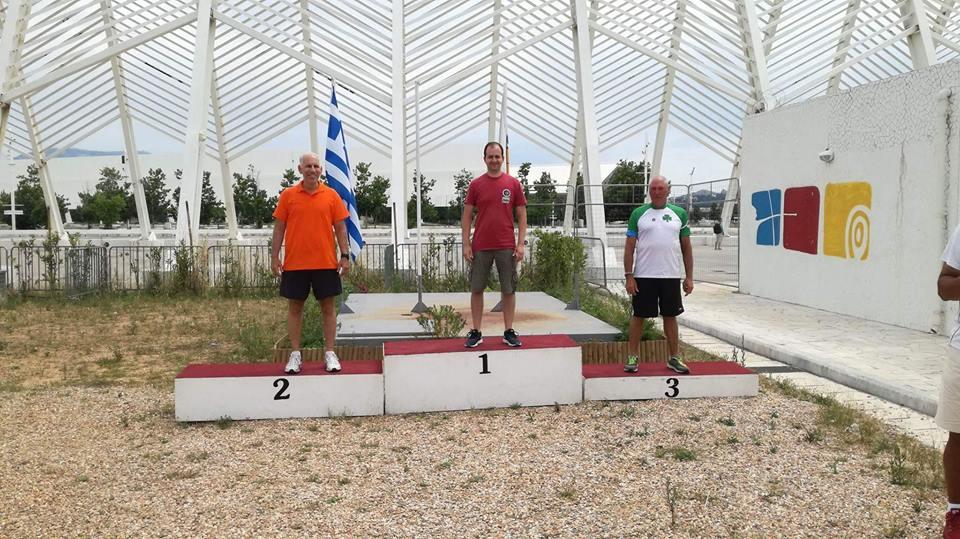 Toξοβολία: Τρία μετάλλια και άνοδος!   panathinaikos24.gr